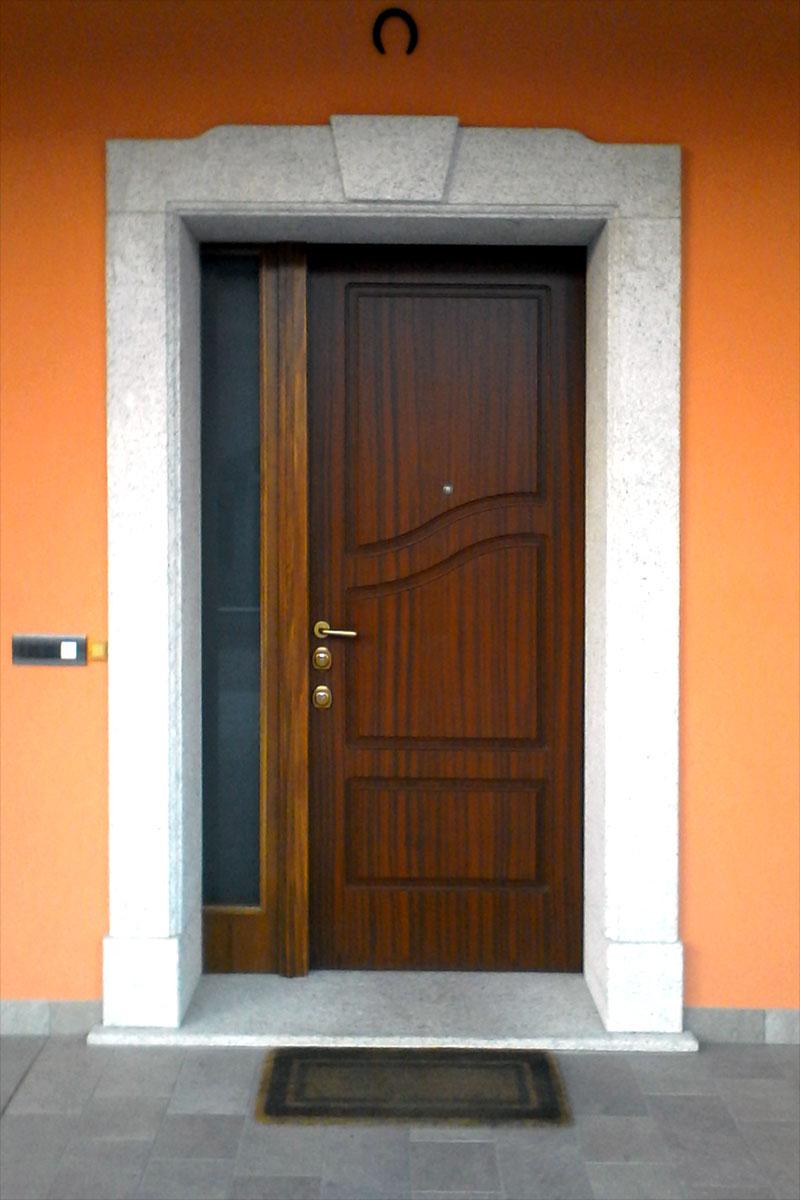 Soglia Marmo Porta Ingresso soglie e davanzali in serizzo e granito - scur diego